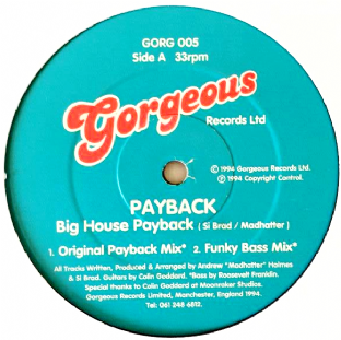 "Payback (The) - Big House Payback (12"") (VG/NM)"